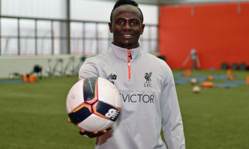 Mane road to Liverpool